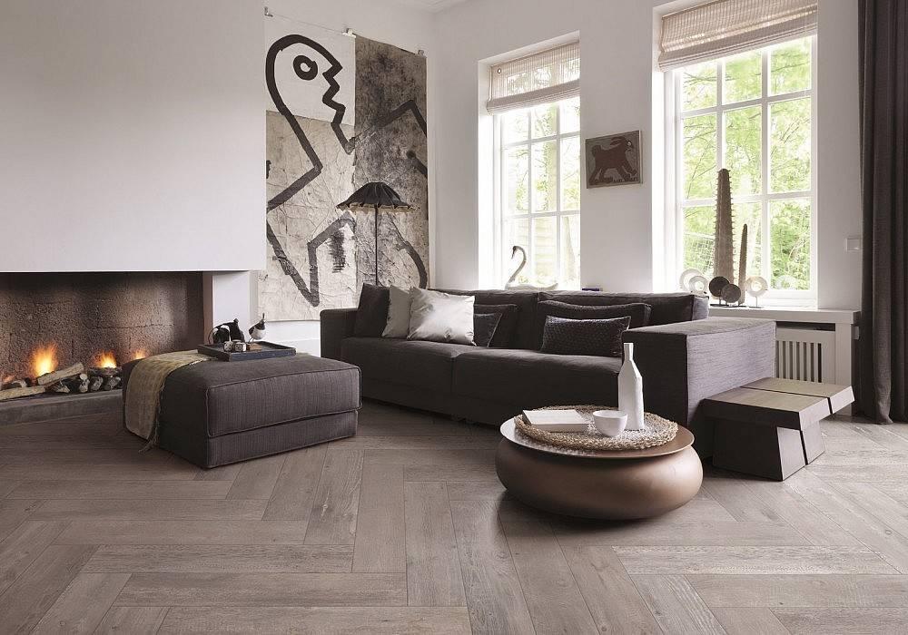 Keramisch laminaat voor vloerverwarming