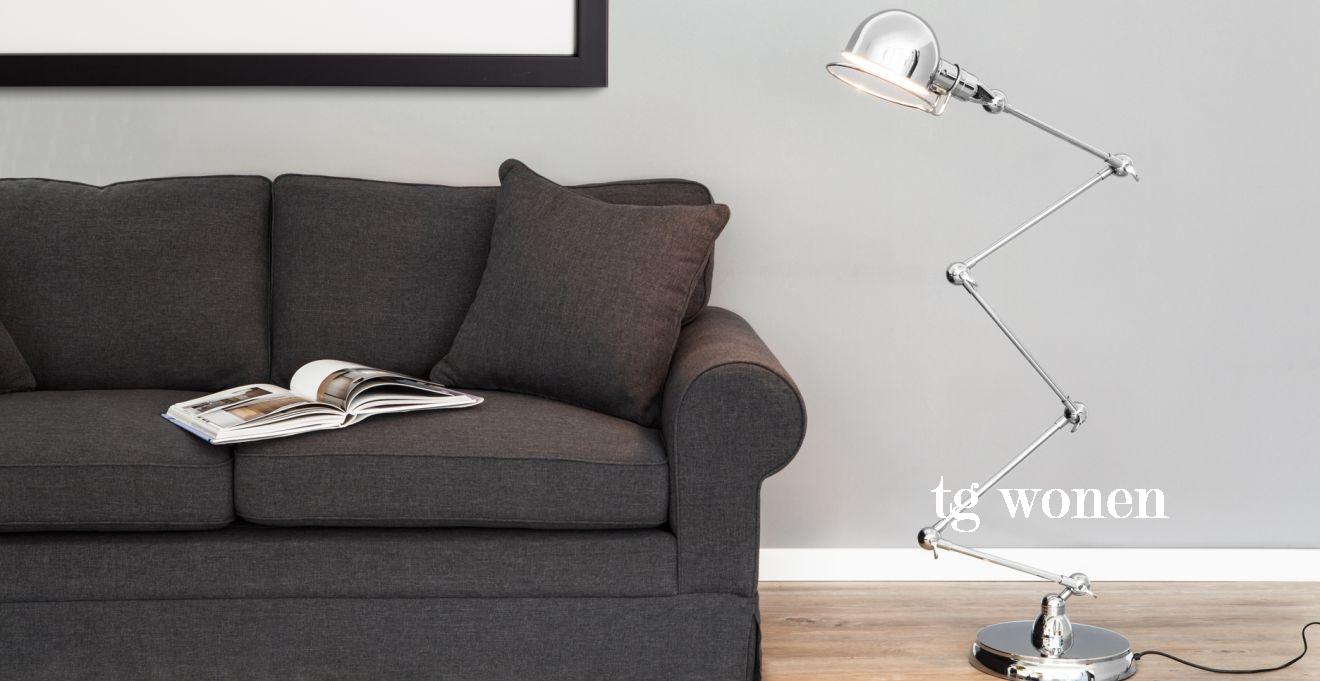 Kleur plinten kiezen woonkamer bij lichte ruimte