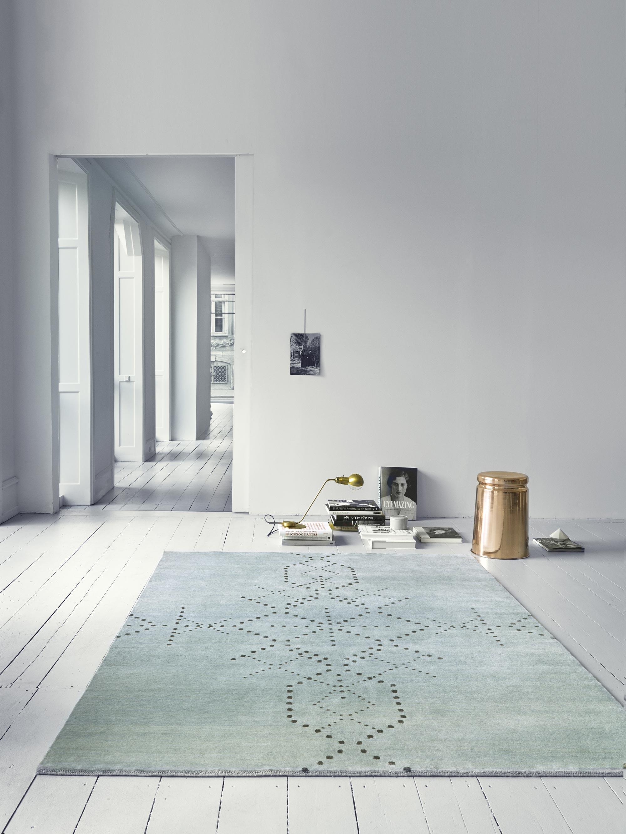 Scandinavische en Oosterse vloerkleden voor in het voorjaar