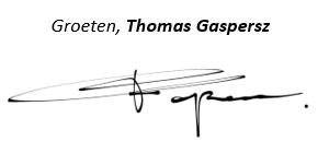 Groeten Thomas Gaspersz
