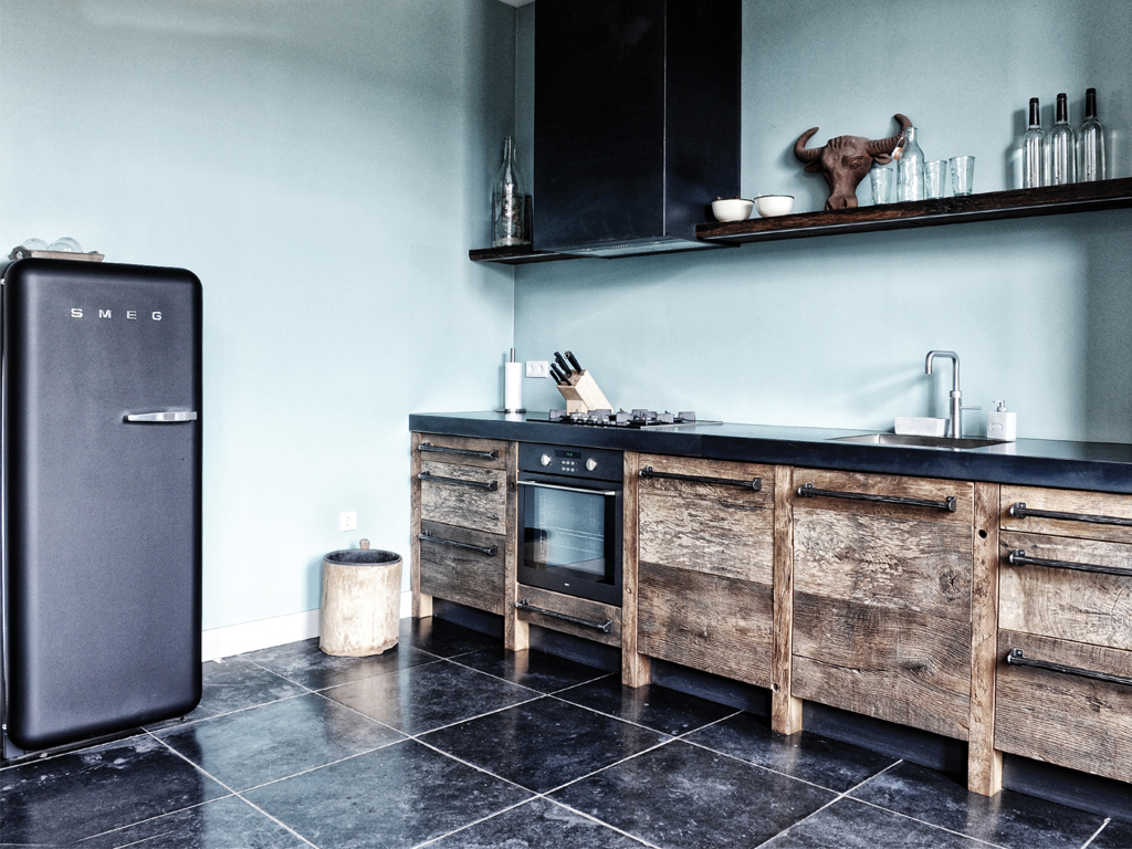 Keuken tegels of niet