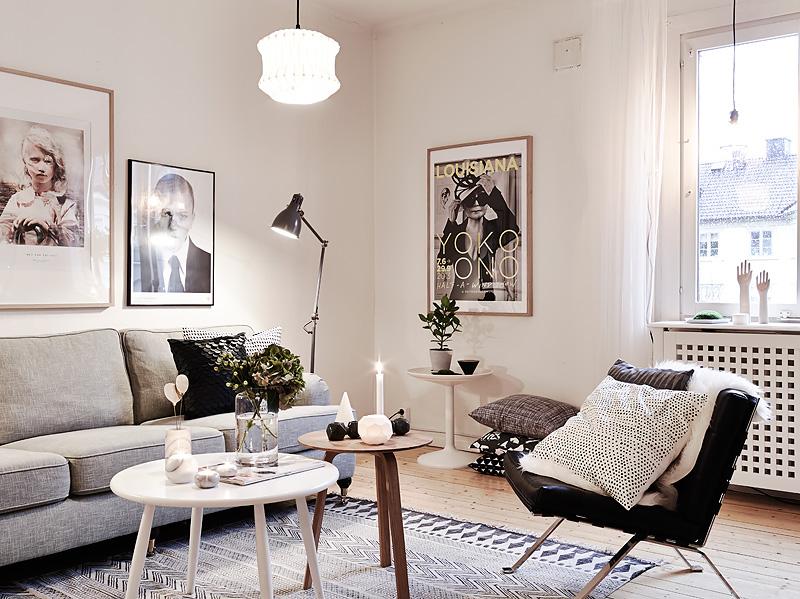 Wat maakt een woonkamer gezellig voorbeelden