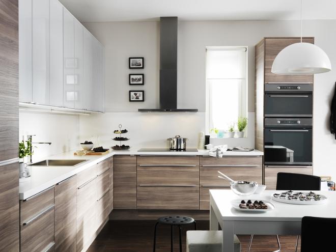 Zelf een ikea keuken plaatsen woonkeuken
