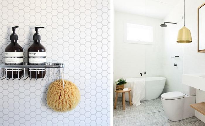 Welke Hexagon Tegels Badkamer kiezen in 2019