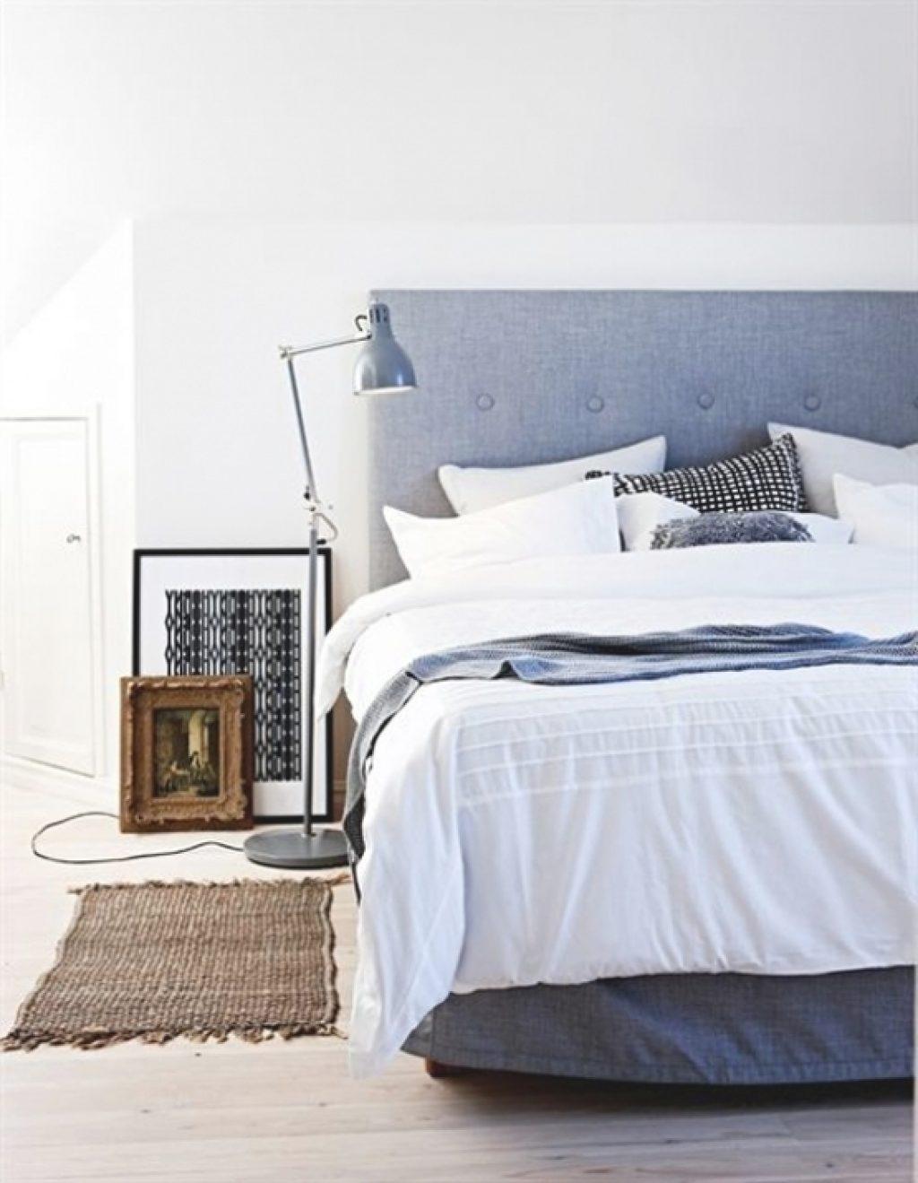 Slaapkamer ideeën grijs inrichting