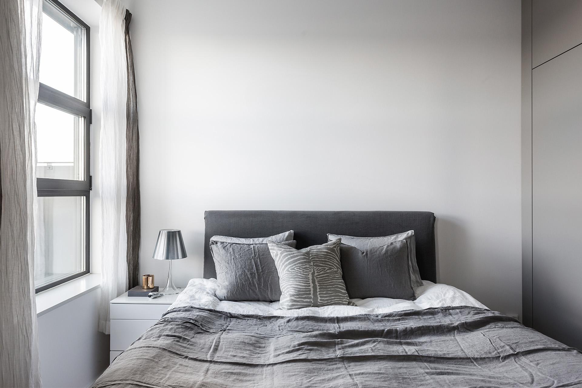 Slaapkamer ideeën grijs