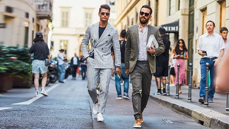 Outfit Heren 2018 – Men Fashion 2018
