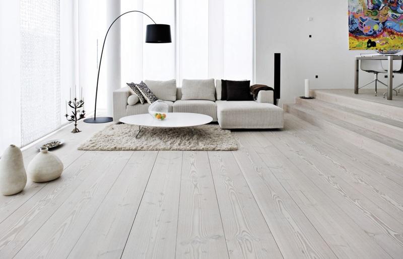 Alternatief houten vloer