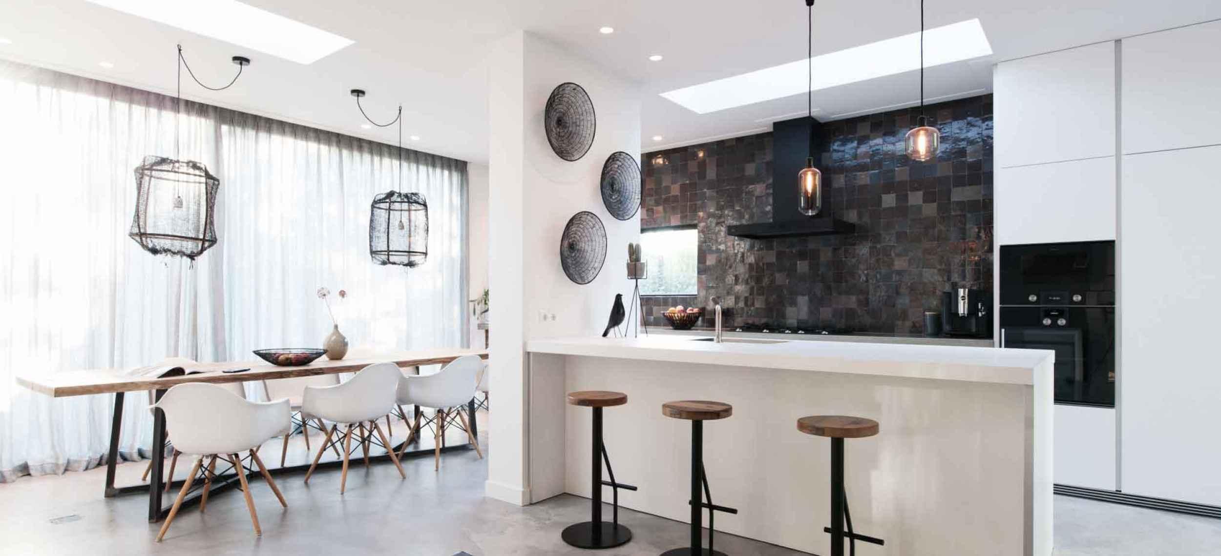 Welke Tegels Bij Witte Keuken