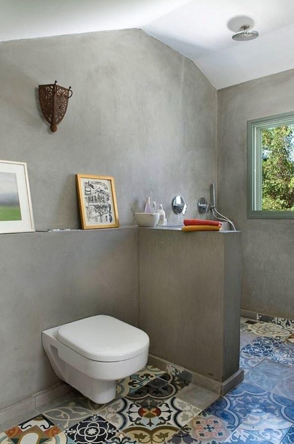 Keramische Portugese Tegels en Betlonlook Tegels